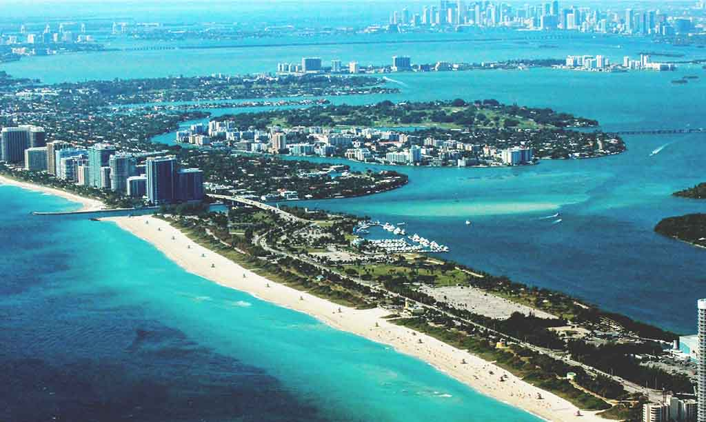 voyager à Miami