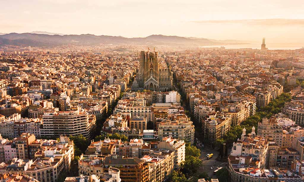voyager à Barcelone