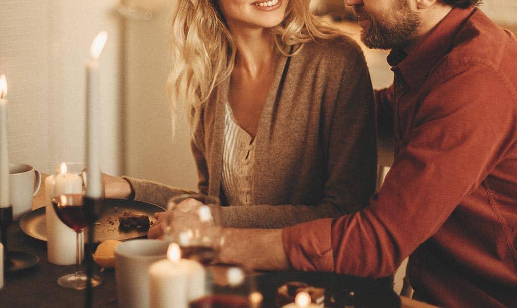Organiser une soirée en couple