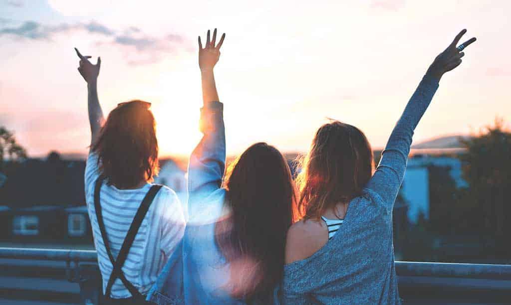 rencontre avec les amis de votre copine