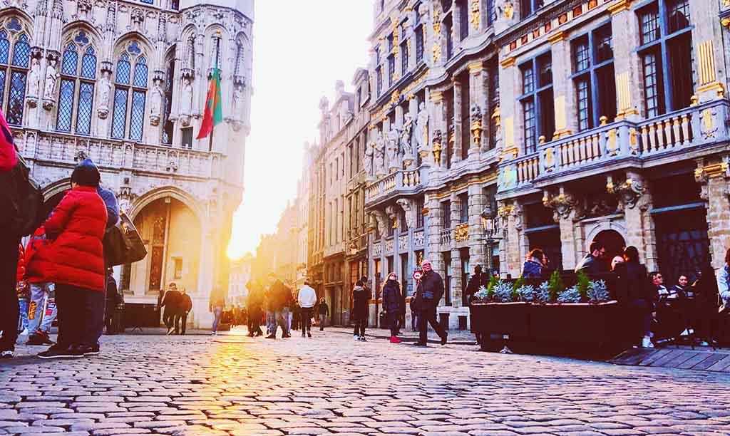 voyager à Bruxelles