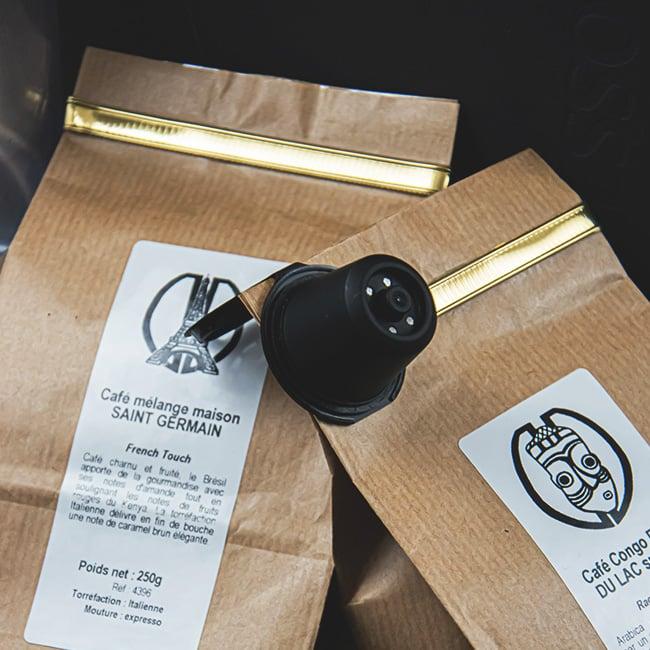 la box café