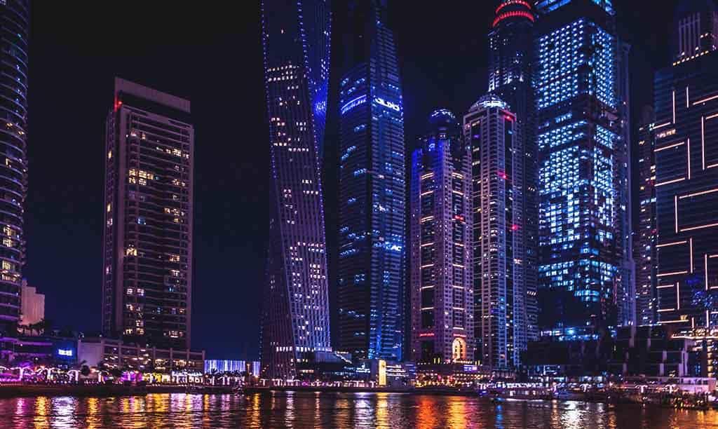 voyager à Dubaï