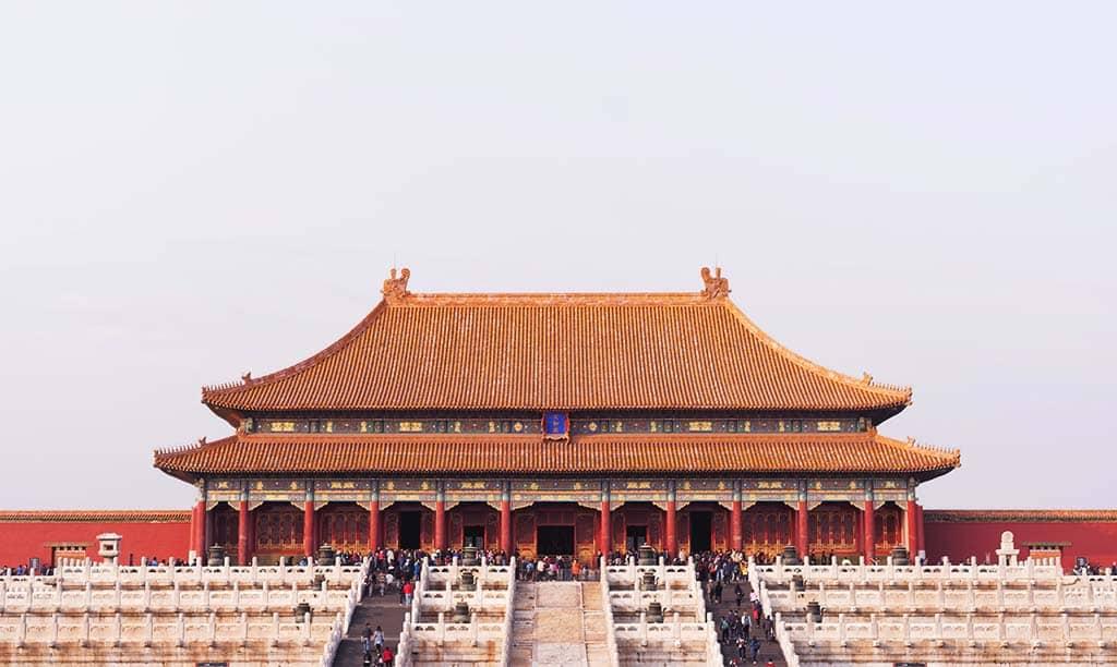 voyager à Pékin