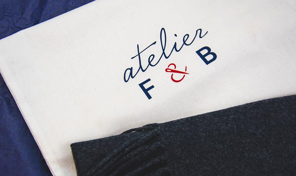 chemise écharpe atelierfandb