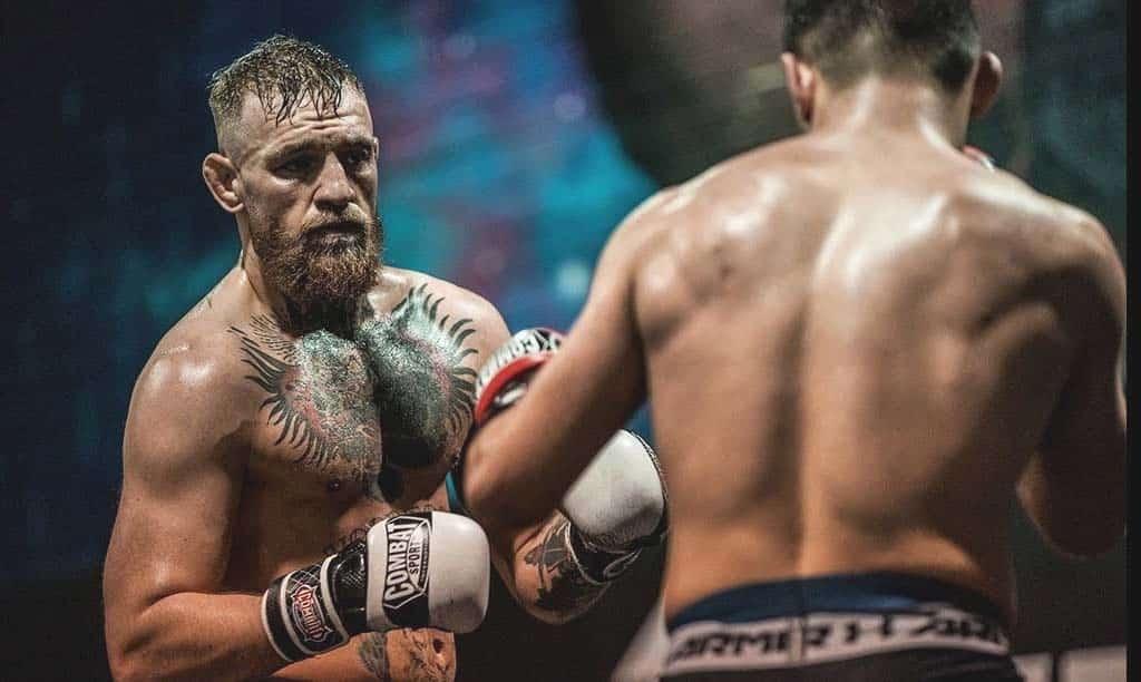 être en forme comme un combattant de L'UFC