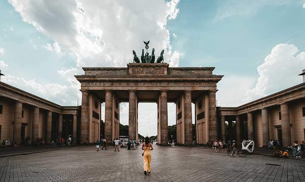 voyager à Berlin