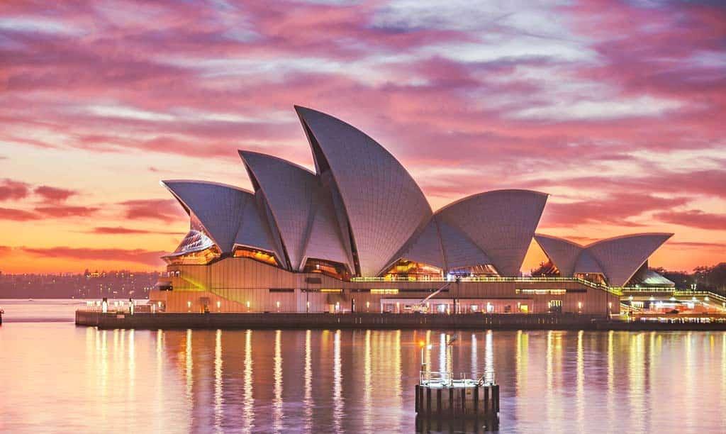 voyager à Sydney