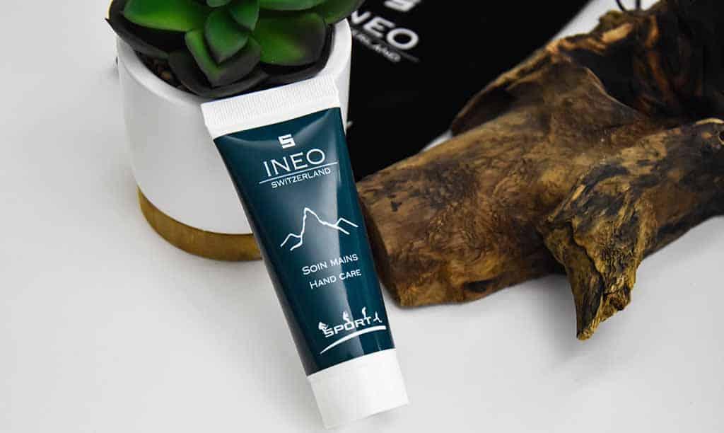 cosmétiques pour homme INEO Switzerland