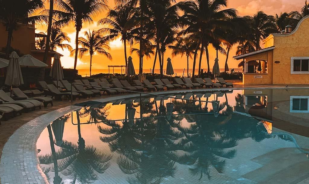 voyager à Cancún