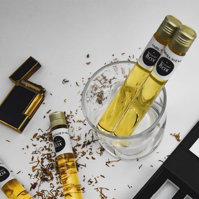 box whisky