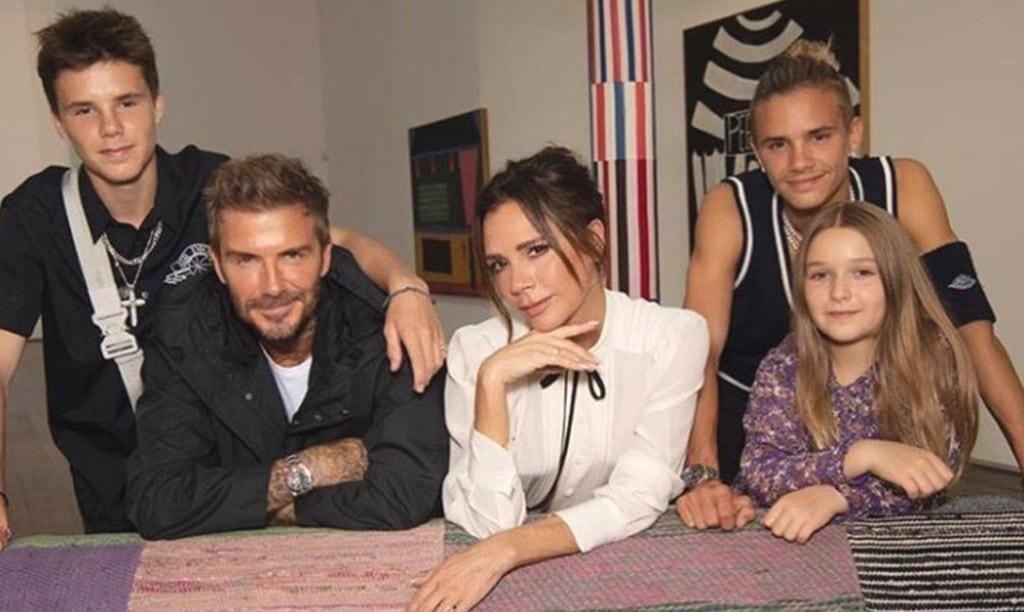 David Beckham et Netflix