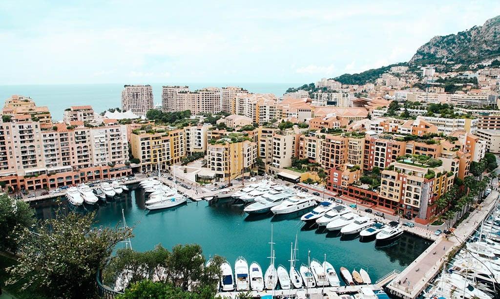 voyager à Monaco