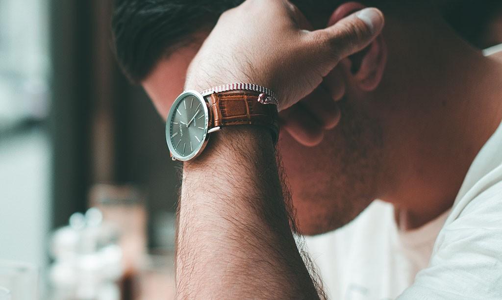 Choisir la montre homme